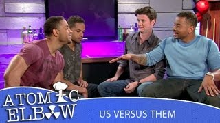 Hodge Twins visit Us Versus Them : Greatest Story Ever - Us Versus Them - Atomic Elbow - Episode 4