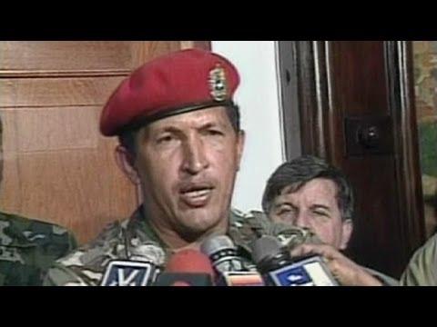 Hugo Chavez: el commandante - no comment