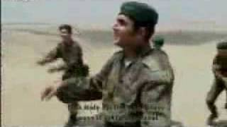 afghan army attan