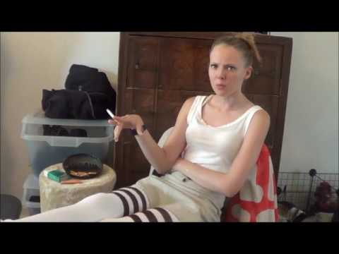 Smoking Fetish Thigh High Socks & Cigarettes! from YouTube · Duration:  1 minutes 30 seconds