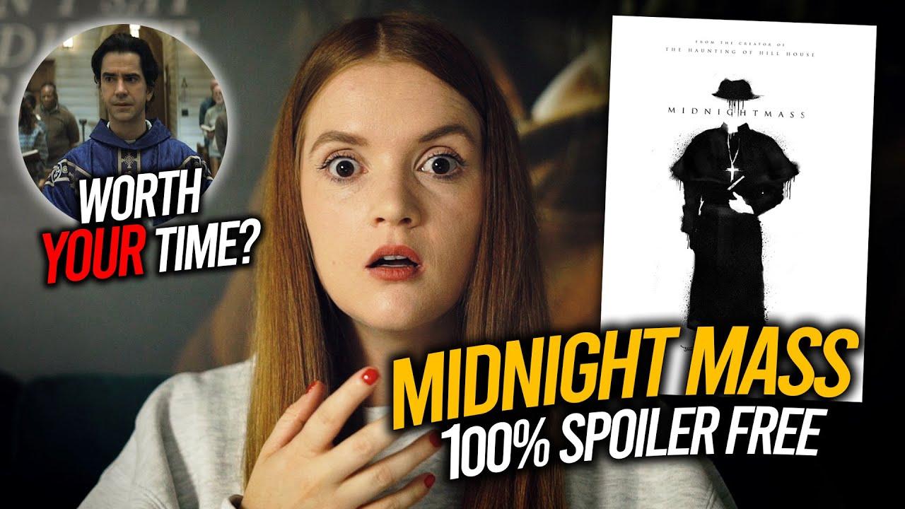 Download Midnight Mass (2021) Netflix Mike Flanagan Horror Series *SPOILER FREE REVIEW | Spookyastronauts