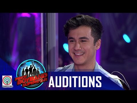 "Pinoy Boyband Superstar Judges' Auditions: Luigi D'Avola – ""Terrified"""