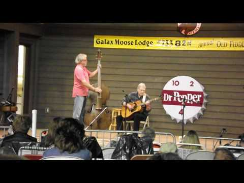 Gary Lowry - Guitar Competition - Galax 2017