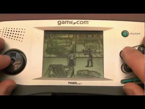 Classic Game Room - GAME.COM console review