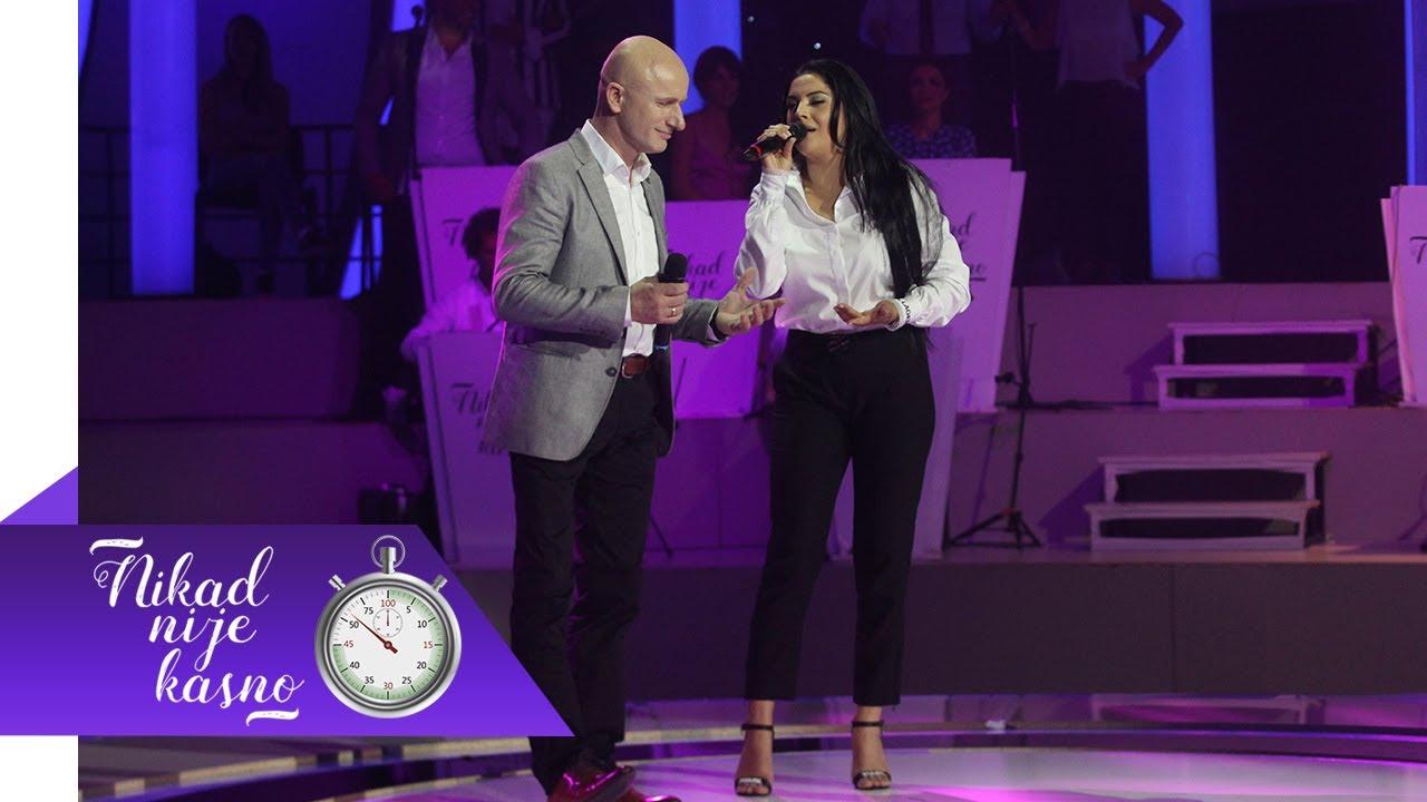 Zoran Stojanovic i Nadica Ademov - Kako ti je, kako zivis - (live) - NNK - EM 31 - 21.06.2020
