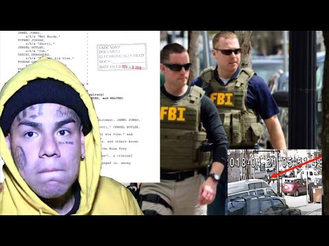 6ix9ine ADMITS IT ALL IN COURT & COOPERATES W/FEDS! Does This END 6ix9ine?!