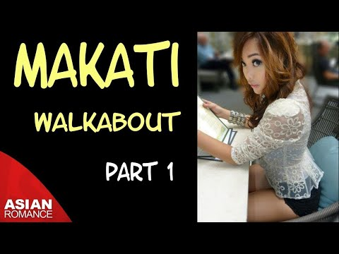 Makati, Philippines | Walking Tour - Part 1 - Taho, Greenbel