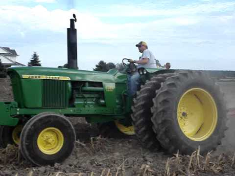 4020 4320 1456 Plowing Youtube