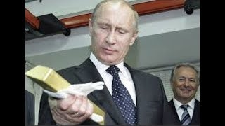 """Prophecy Alert: """"Russia Is Buying Lots Of Gold"""" Days Of Wrath Is Coming"""