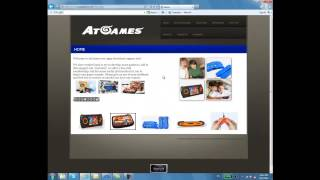 How to Download Games on SD Card and Play (for AtGames Ultimate Portable Player)