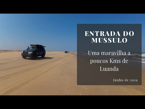 Entrada Do Mussulo, Luanda, Angola