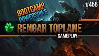Rengar (top): bootcamp powerspike #456 [league of legends] [deutsch / german]