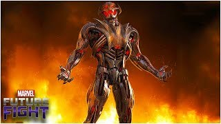 New Ultron is MAD DECENT - Marvel Future Fight