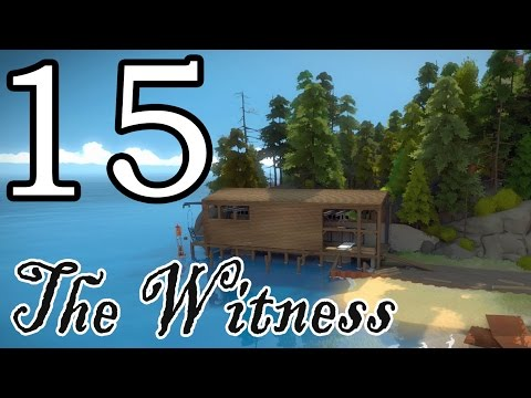 [15] The Witness - Song Birds - Let's Play! Gameplay Walkthrough (PS4)