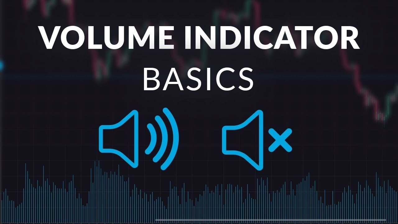 Volume Indicator Trading Part 1 Youtube