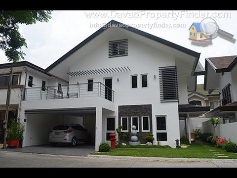 For Sale House Malaga - Woodridge Park Subdivision, Davao City