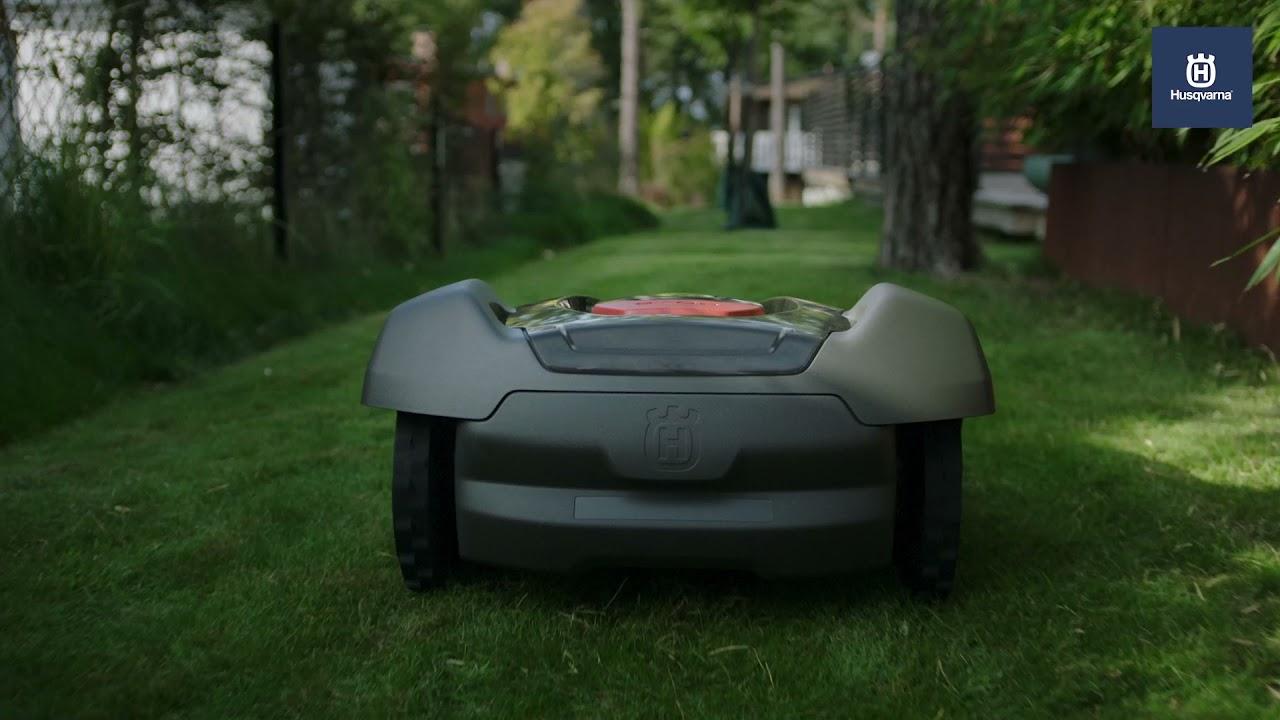 Robots tondeuses Automower HUSQVARNA : votre atout pour un entretien intelligent du jardin !