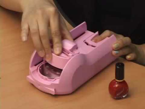 Koand stamping nail art set a youtube prinsesfo Image collections