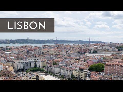 LISBON, PORTUGAL   Alfama, Tram 28 & More!