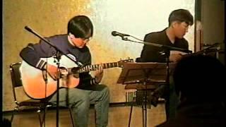 """加賀城浩光「風の大地」""""Kaze no Daichi""""  mandolin & guitar"""