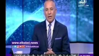 «أحمد موسى» يطالب «مرتضى منصور» بالتراجع عن الانسحاب من الدوري .. فيديو