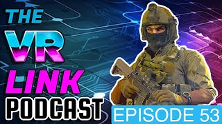 The VR Link Episode 53: VR Tech & Gaming News