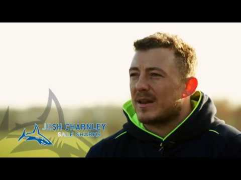 Josh Charnley Interview with BT Sport
