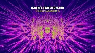 q dance at mysteryland 2018 official q dance trailer