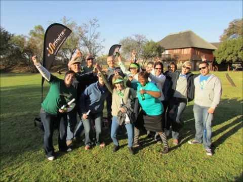 Team Building at Mongena Game Lodge near Pretoria
