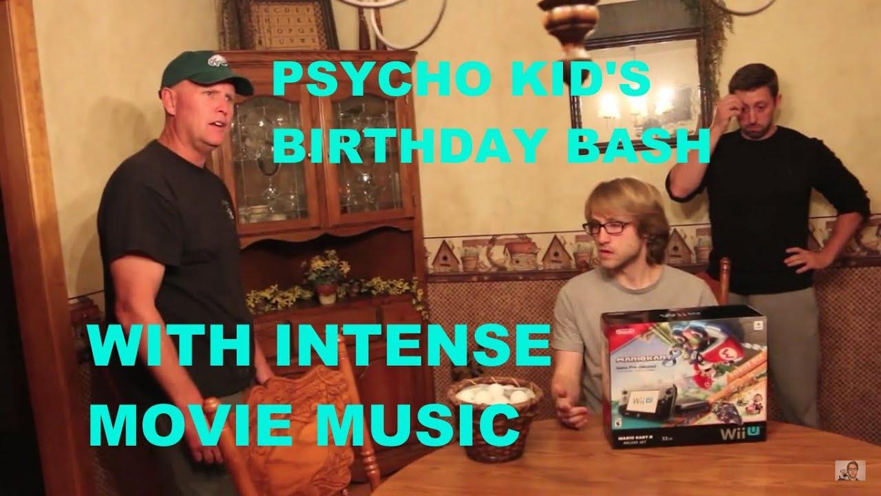 Psycho Kid S Birthday Bash