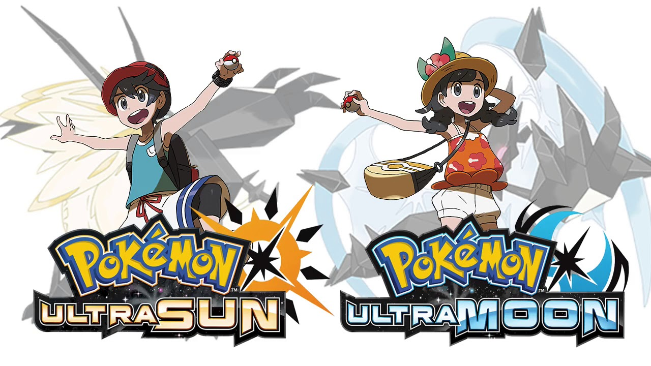 Pokemon Ultra Sun & Ultra Moon OST Wild Battle Music