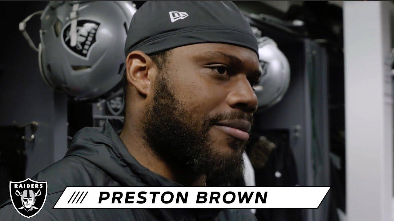 Preston Brown NFL Jersey