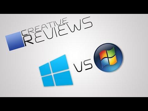 Сравнение | Windows 7 и Windows 8.1
