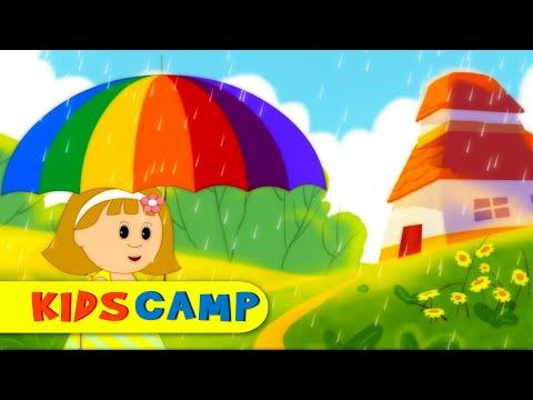 It's Raining It's Pouring | Nursery Rhymes | Popular Nursery Rhymes by KidsCamp