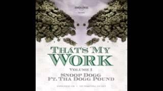 Snoop Dogg feat. Hustle Boyz - Gotta Hustle  [That's My Work Vol. 1]