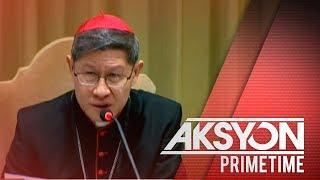 Pagbale-wala sa mga biktima ng sexual abuse, ikinalungkot ni Cardinal Tagle