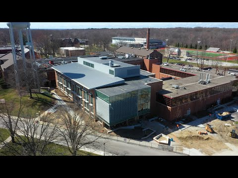 New Academic Building Update | Rose-Hulman Institute of Technology