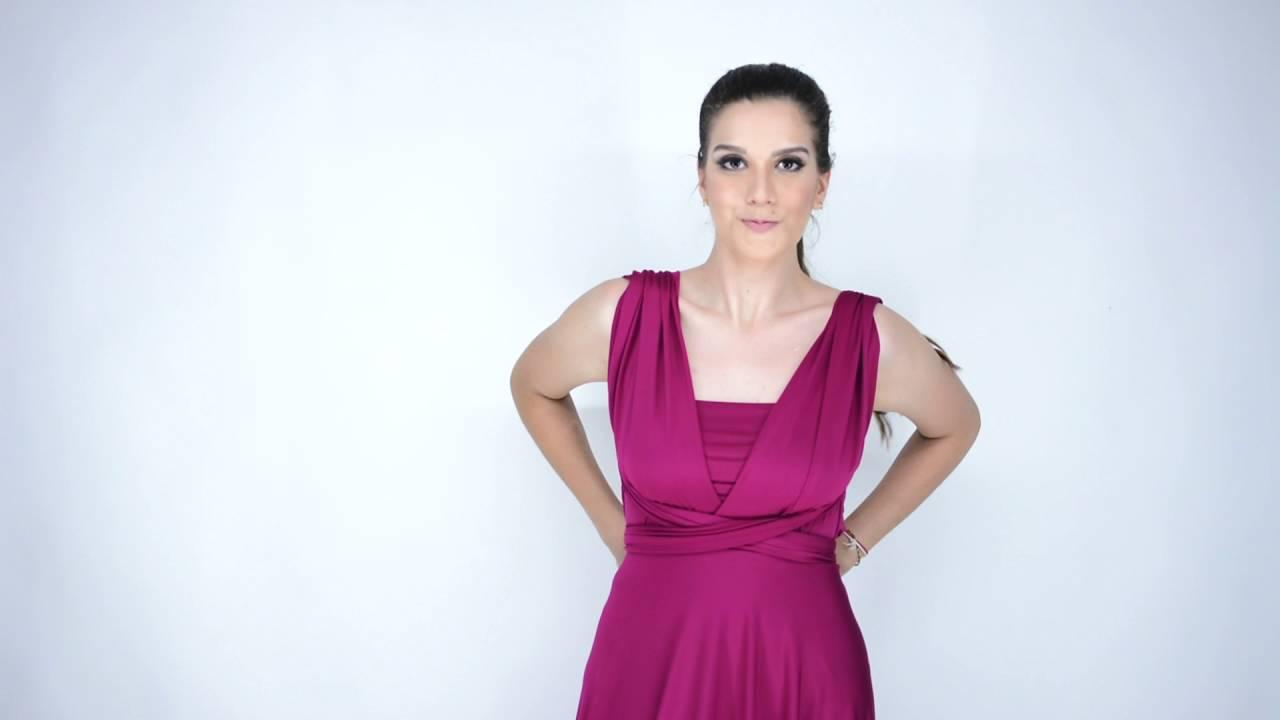 Bonita vestido convertible – Los vestidos elegantes son populares en ...