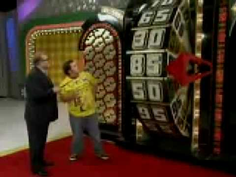 The Price is Right - Fall Guy (Daniel Monroe)