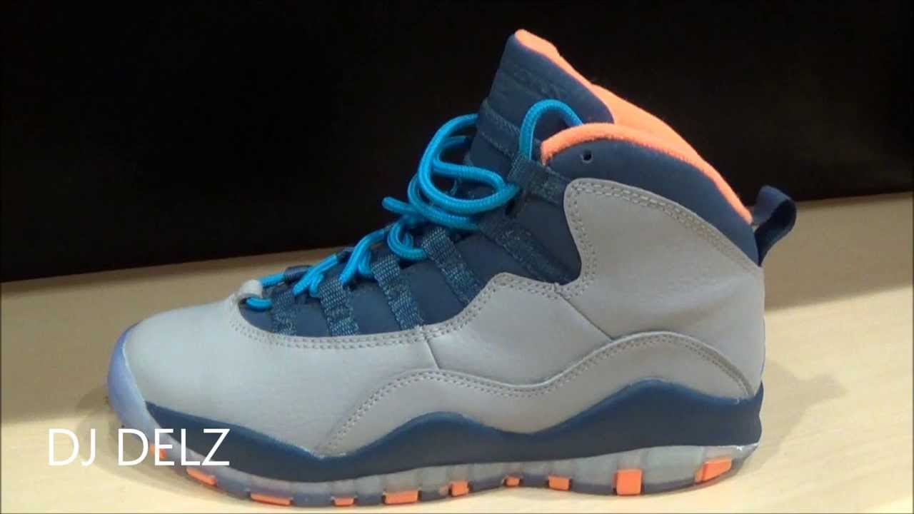 2014 Air Jordan 10 Bobcats X Retro Sneaker Review W   DjDelz Dj Delz   HotorNot Bobcat - YouTube 4606caf0d