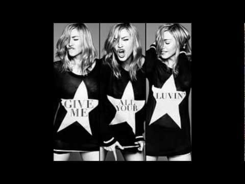 Madonna - Give Me All Your Luvin' (Instrumental)