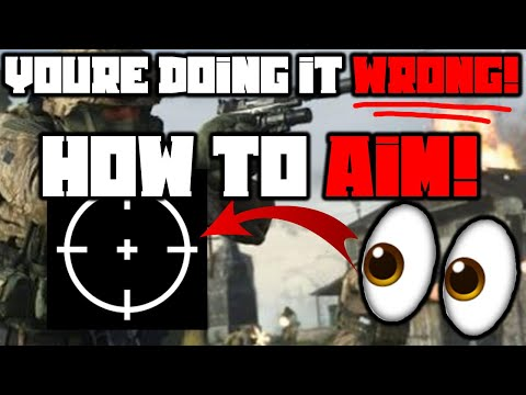 AIMING With M/K | How To Improve With Mouse And Keyboard [EP3] On CoD:MW And Other FPS Games!