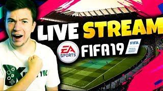 ???? FIFA 19 - Budowanie SKŁADÓW NA START, omówienie graczy + opinie o DEMO - Na żywo