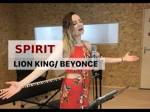 Beyonce/ Lion King - Spirit (by Monaco)
