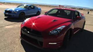 GT-R vs Z06 vs GT500: 5-Figure Supercar Shootout!