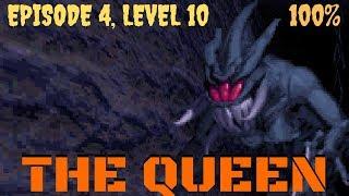 Duke Nukem 3D (100%) Walkthrough (E4L10: The Queen)