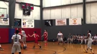 Chris Collier Aau Basketball Highlights