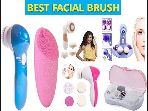 Best Facial Brush In India With Price Facial Brush Cleanser India