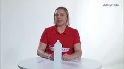 Pulloonpuhallusharjoitus liman irrottamiseen