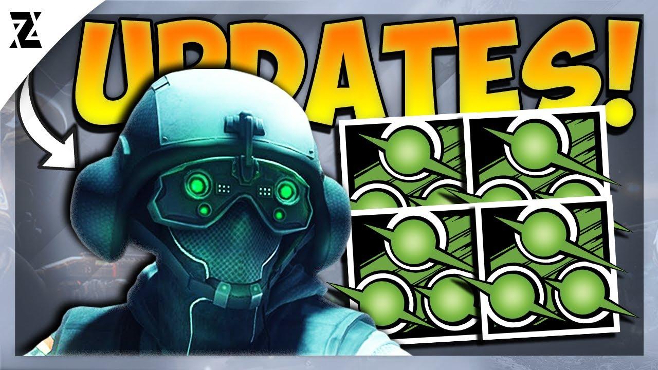 Jager is Back! Massive News Update! Big Reveal! - Rainbow Six Siege